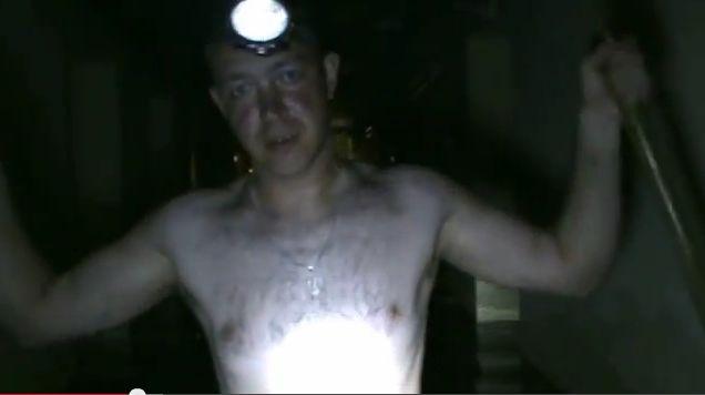 В начале своего видеообращения Вячеслав Кемов пояснил, что затопленными оказались подвалы первой