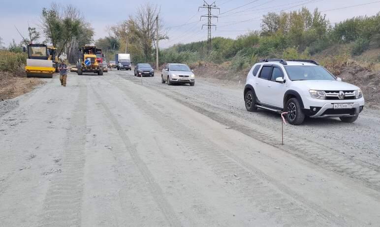 В Челябинске начали ремонтировать улицу Енисейскую от поворота на Копейское шоссе до железнодорож