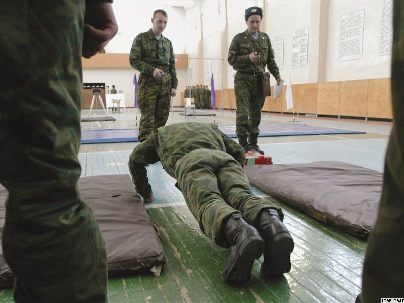 Как сообщил агентству «Урал-пресс-информ» заместитель командира отряда по работе с личным составо