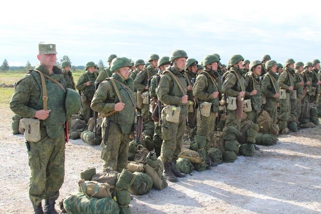 В настоящее время Челябинская область выполнила 31% государственного задания по призыву, направив