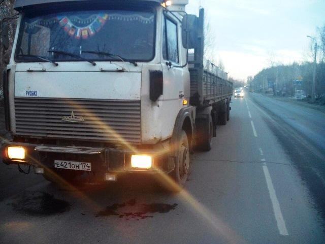 Как сообщили агентству «Урал-пресс-информ» в ГИБДД Челябинска, в 18.00 16 марта под колеса автомо