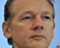 Заседание по делу об экстрадиции в Швецию основателя скандального интернет-ресурса WikiLeaks Джул