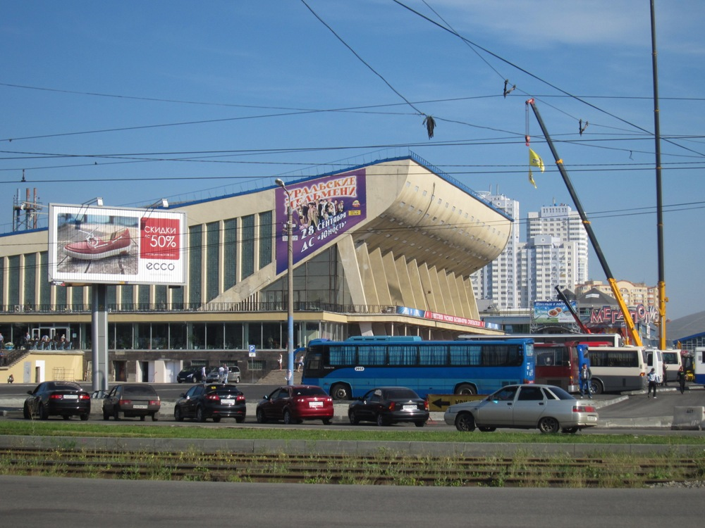 Для тех, кто ошибочно приедет на автовокзал ДС «Юность», будет организован бесплатный трансферт д
