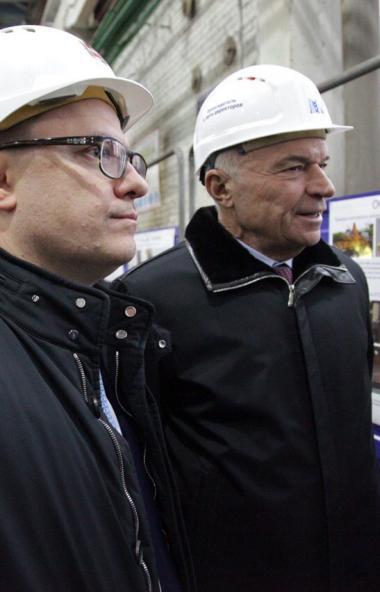 Губернатор Челябинской области Алексей Текслер обсудил с председателем совета ди