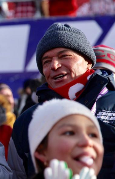 В горнолыжном центре ПАО «ММК» «Металлург-Магнитогорск» на озере Банном прошел первый этап Кубка