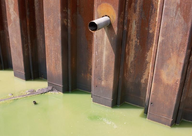 За последние три месяца сброс хозяйственно-бытовых отходов в реку Зюзелга, которая является прито