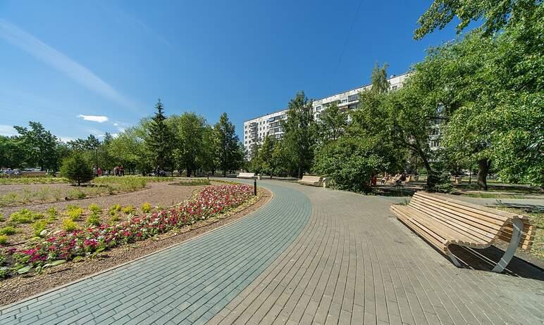 В Курчатовском районе Челябинска завершили установку камер видеонаблюдения на двух общественных п