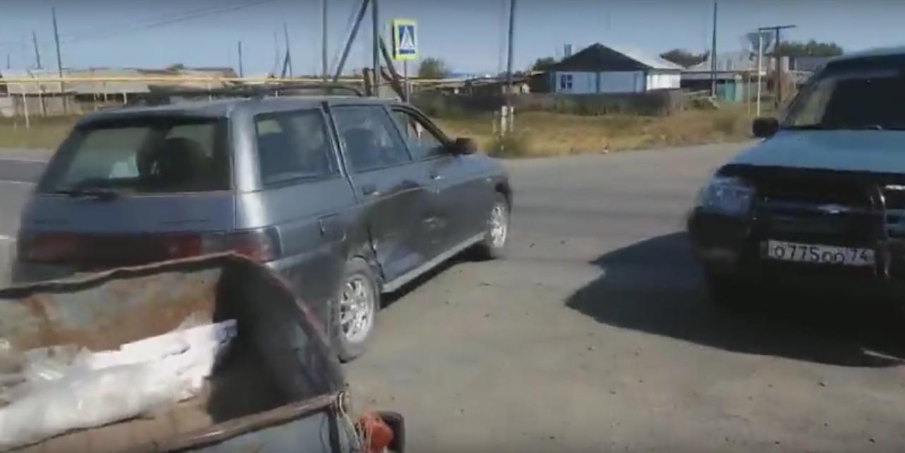Видео размещено в группе «Кунашакский район без коррупции