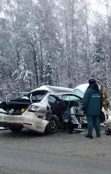 За первые 6 дней нового 2020 года число дорожно-транспортных происшествий в Челябинской области в