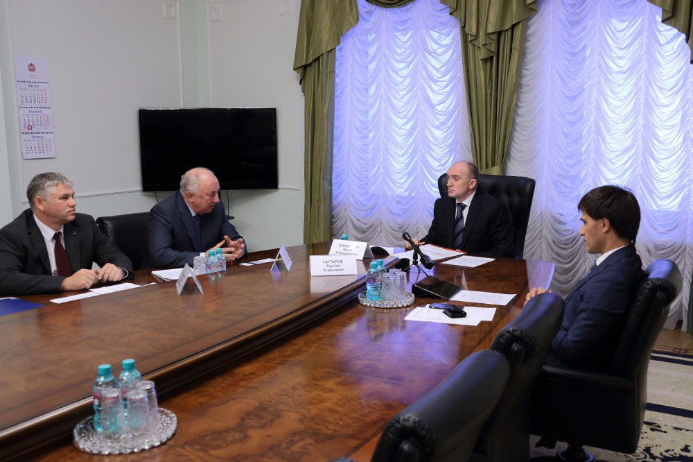 Об этом рассказал генеральный директор авиакомпании Сергей Скуратов на встрече с губернатором Чел