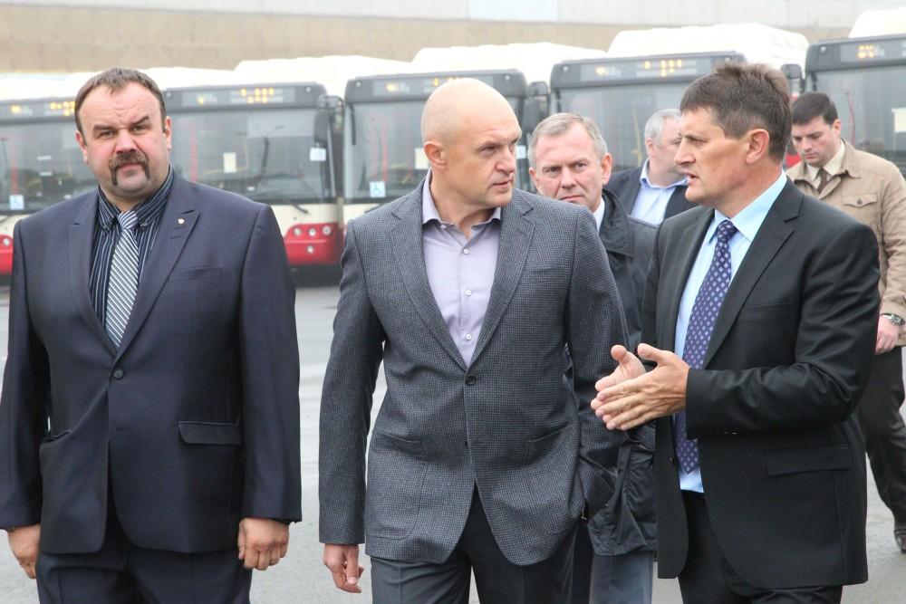 Как отметил глава городской администрации Сергей Давыдов, муниципалитетом делается все возможное