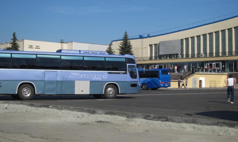 В Челябинске после майских праздников закроют автовокзал возле дворца спорта «Юность». Вместе с т