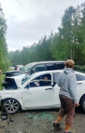 Состояние двух пострадавших в дорожно-транспортном происшествии с участием бывшего первого вице-г