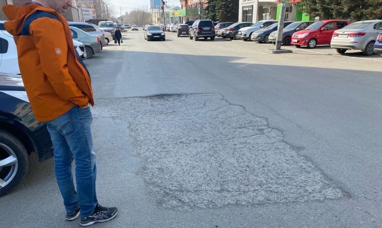 В Челябинске неумение выстраивать взаимодействие между дорожниками и коммунальщиками стало причин