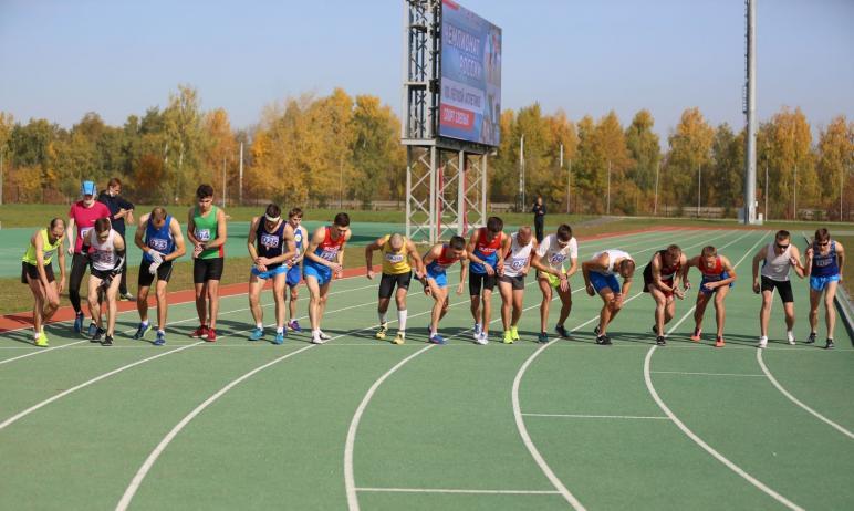 В столице Чувашии завершился чемпионат России по легкой атлетике среди спортсменов с поражением о