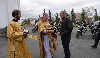 Как сообщили агентству «Урал-пресс-информ» в Челябинской епархии, после Божественной Литургии и м