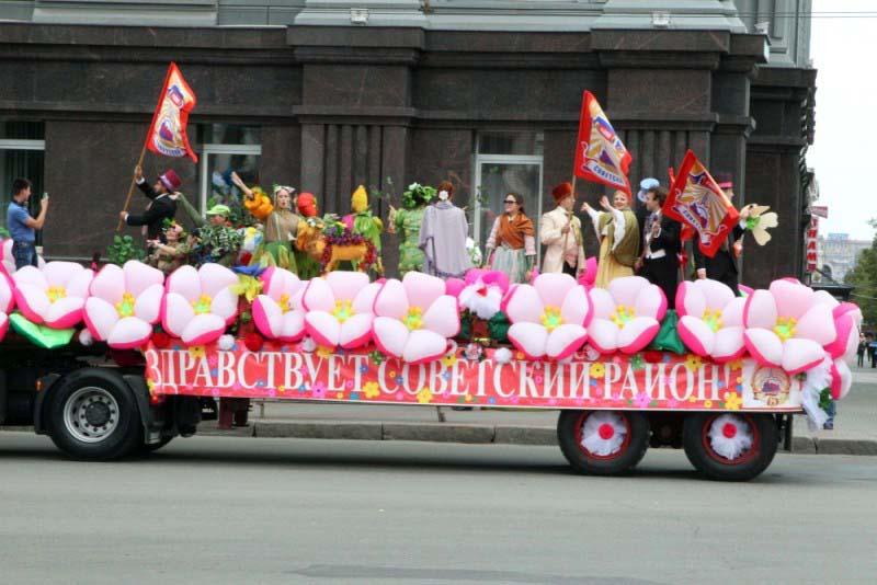 В годы первых советских пятилеток Челябинск превратился в один из крупнейших в стране промышленны