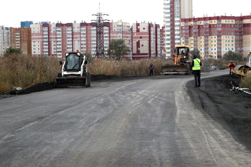 Проспект Давыдова соединил северо-восток и микрорайон Чурилово. «Микрорайон перспективный и нужда