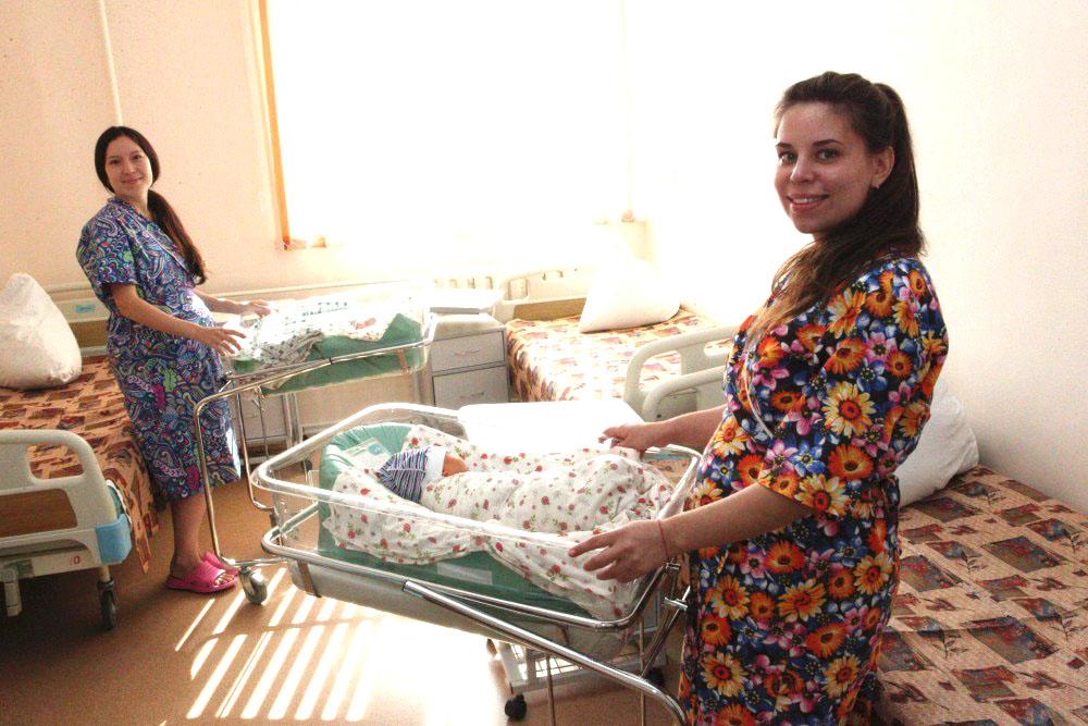 Самый маленький ребенок, весом чуть более двух килограммов, появился на свет в профильной клинике