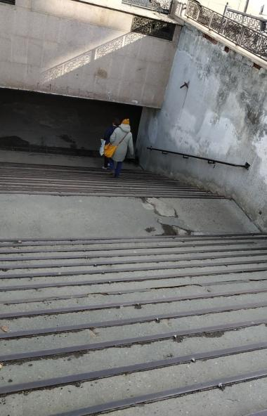 В Челябинске заключено четыре контракта на ремонт подземных переходов на площади Революции. Это в