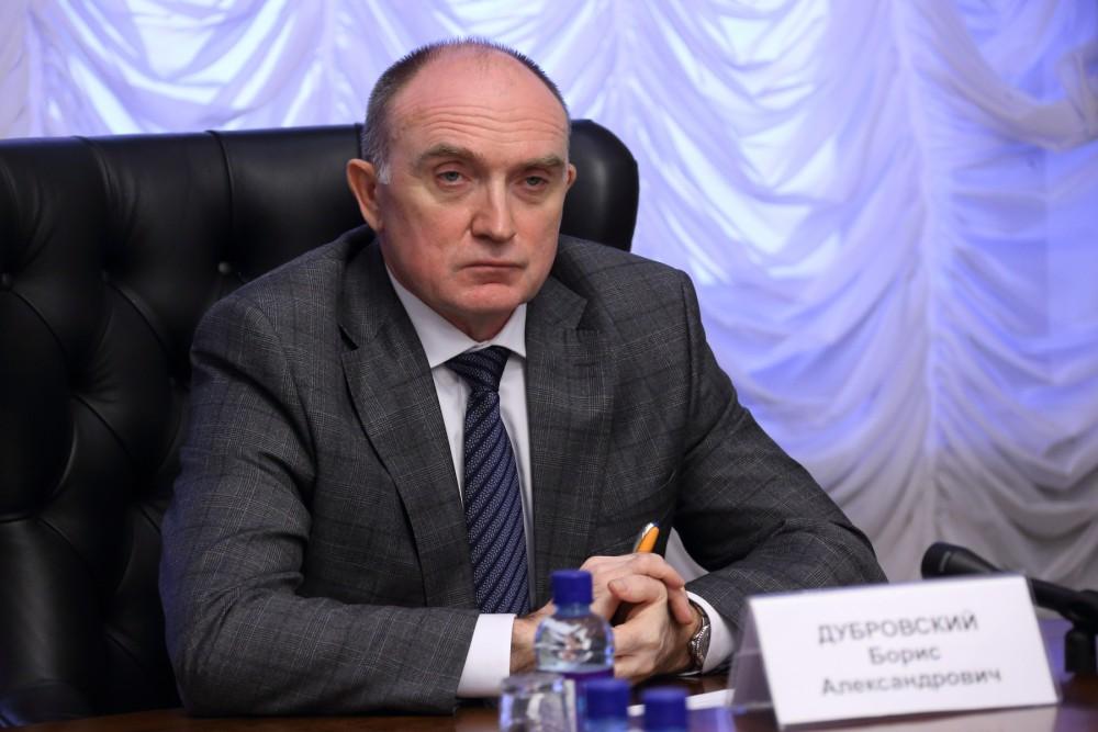 Об намерении развивать товарообмен заявил губернатор Борис Дубровский во время встречи с послом Р