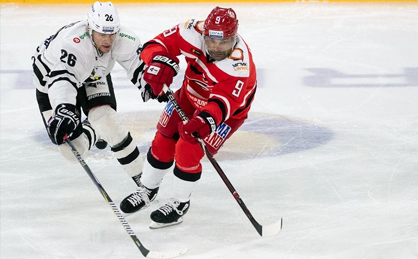 Челябинский «Трактор» начинает борьбу в первом раунде плей-офф. Два матча против «Автомобилиста»