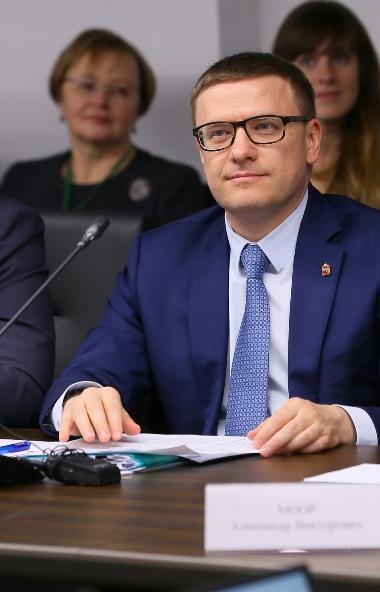Глава Челябинской области Алексей Текслер принял участие в совещании, посвященном реализации наци