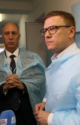 Глава Челябинской области Алексей Текслер поручил исполняющему обязанности министра здравоохранен