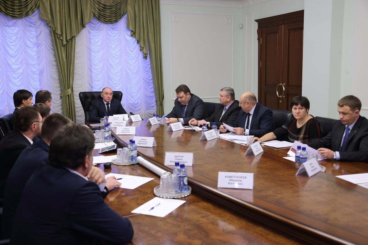 Как сообщили в управлении информационно политики РМК, приоритетным проектом АГК названа модерниза