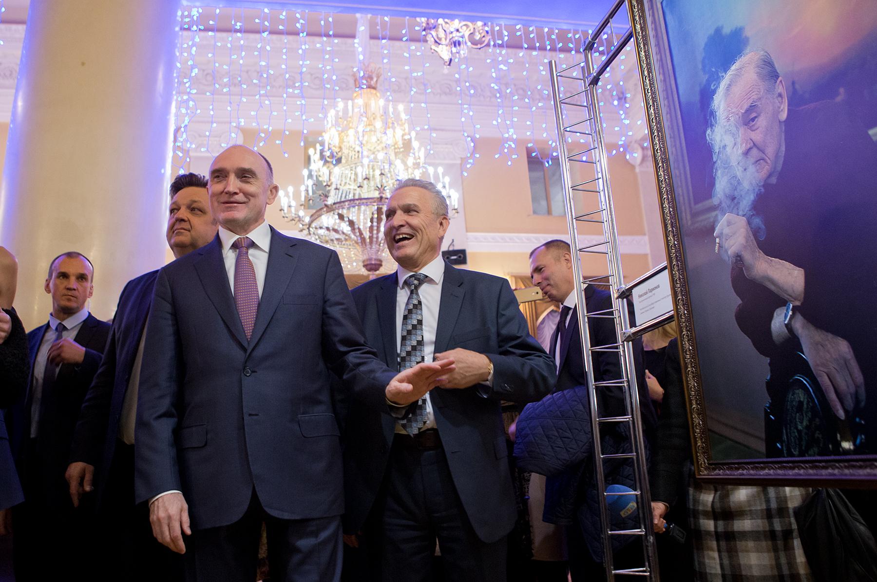 В Челябинской области, как и по всей стране, 13 декабря был дан старт Году театра. Весь следующий