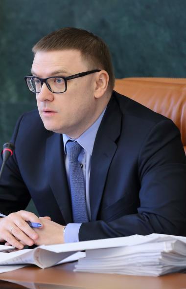 Губернатор Челябинской области Алексей Текслер сегодня, 21 октября, на совещании с главами потреб