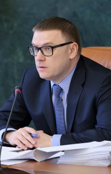Губернатор Челябинской области Алексей Текслер записал видеообращение в южноуральцам в связи с си