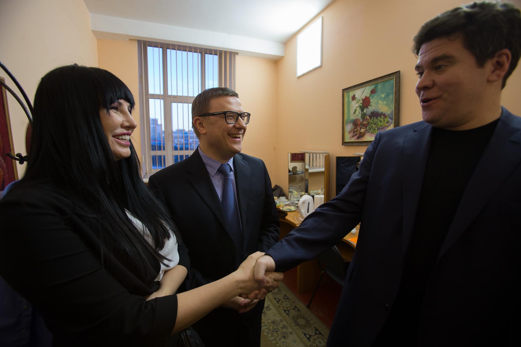 На Южном Урале завершился VIII международный фестиваль «Денис Мацуев представляет». Восьмой год э