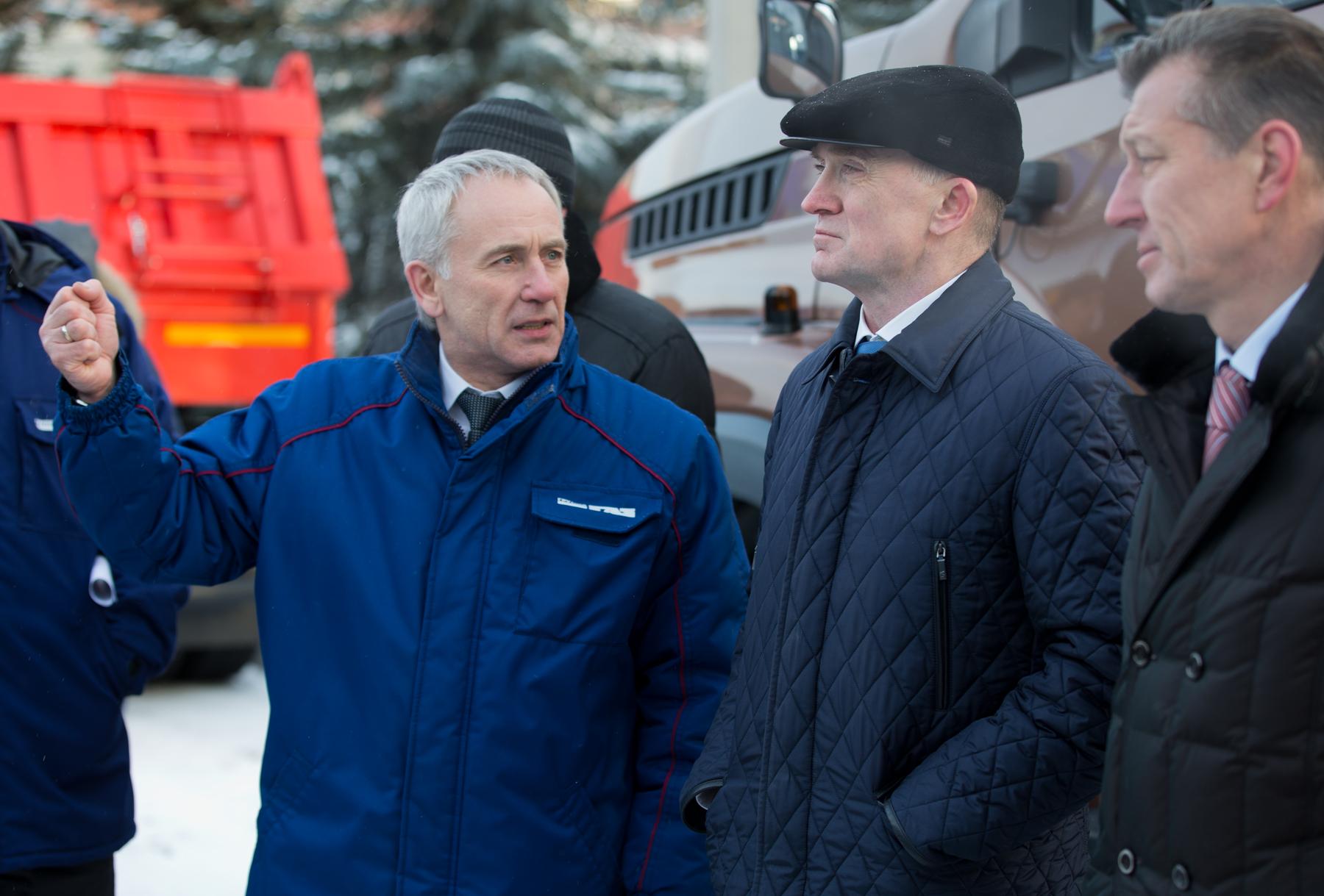 Губернатор Челябинской области Борис Дубровский сегодня, 30 ноября, посетил с рабочим визитом Миа