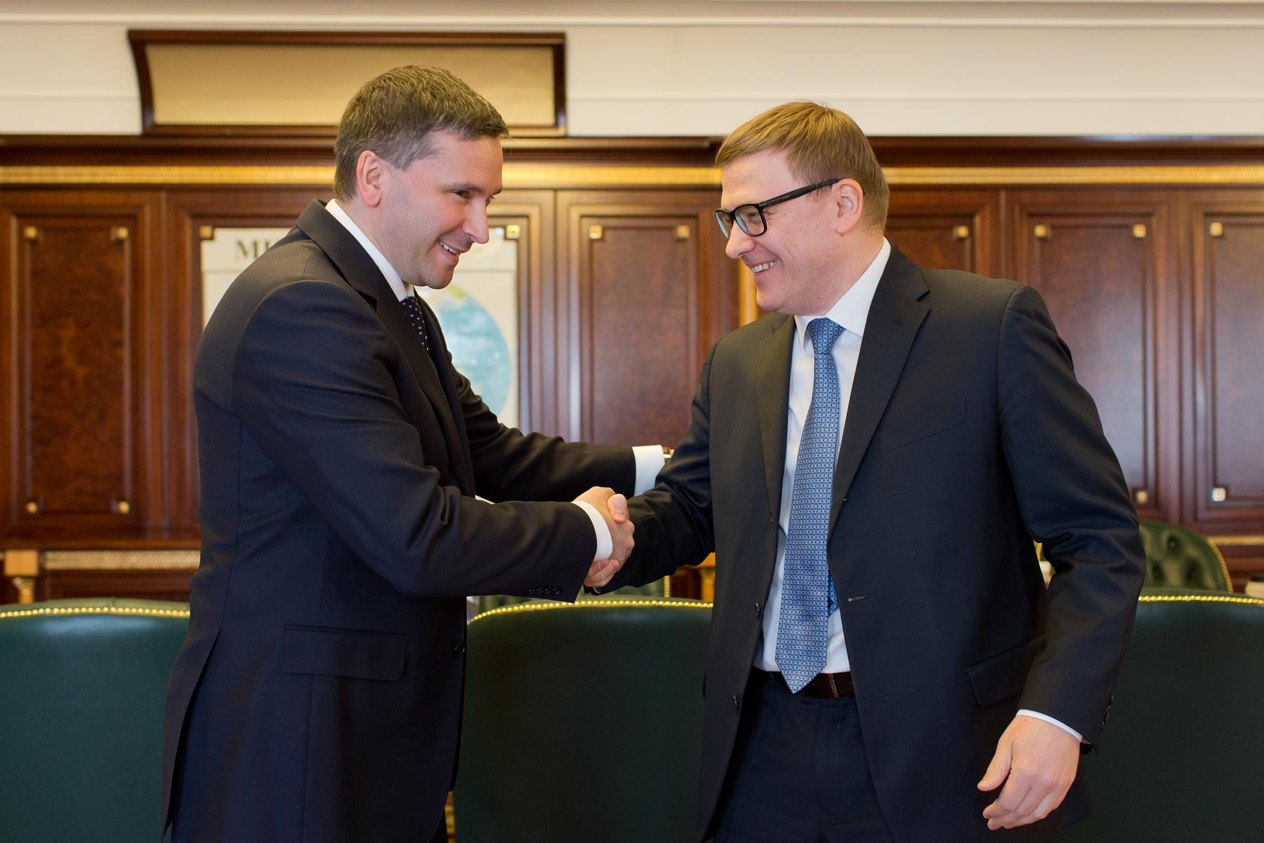 Сегодня, 19 апреля, в Челябинске состоялась рабочая встреча Министра природных ресурсов и экологи