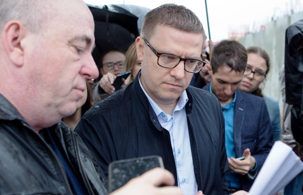 Вчера, 24 мая, объезжая дорожные объекты Челябинска, врио губернатора Челябинской области Алексей