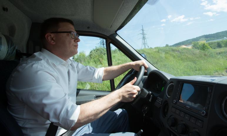 В четверг, 15 апреля, губернатор Челябинской области Алексей Текслер проинспектирует дороги регио