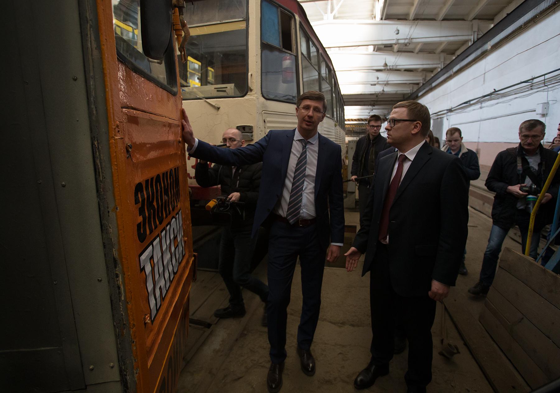 Врио губернатора Челябинской области Алексей Текслер раскритиковал концепцию раз