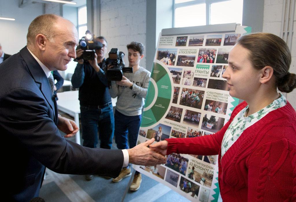 Губернатор Челябинской Борис Дубровский области станет наставником одной из проектных групп конку