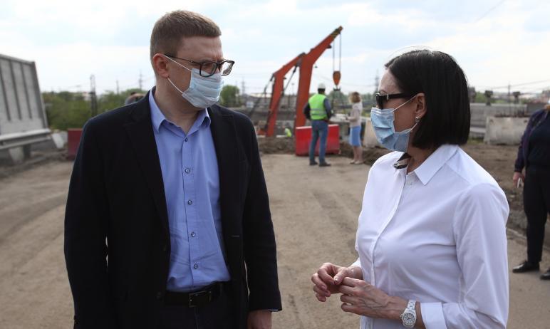 Глава Челябинска Наталья Котова потребовала, чтобы в областном центре были увели