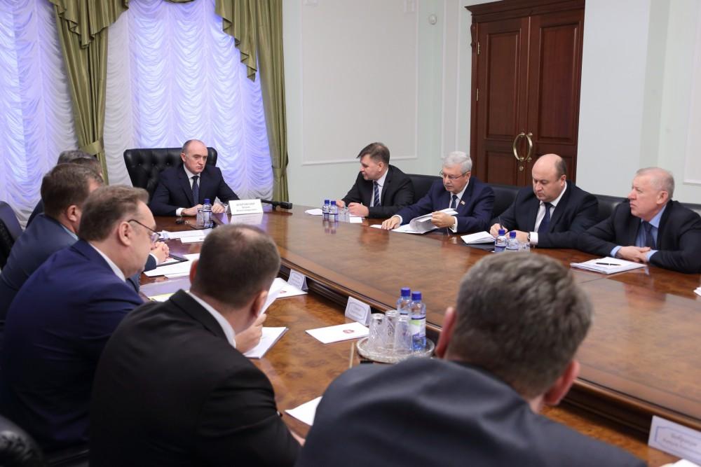 «Федеральным министрам Челябинская область была представлена очень достойно благодаря обширной пр