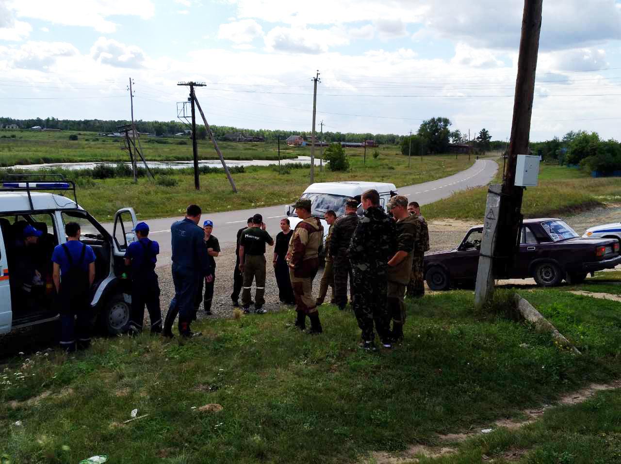 Женщина потерялась еще 6 августа. Сегодня, разделившись на группы, спасатели приступили к обследо
