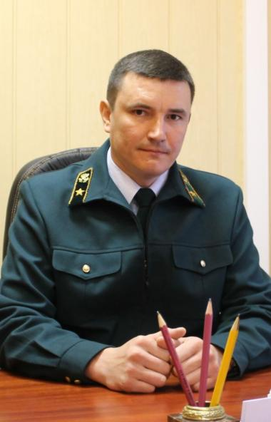 Заместитель начальника Главного управления лесами по Челябинской области Александр Барановский по