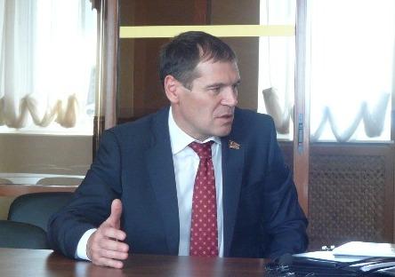Об этом агентству «Урал-пресс-информ» рассказал депутат, член фракции «Единая Россия», заместител
