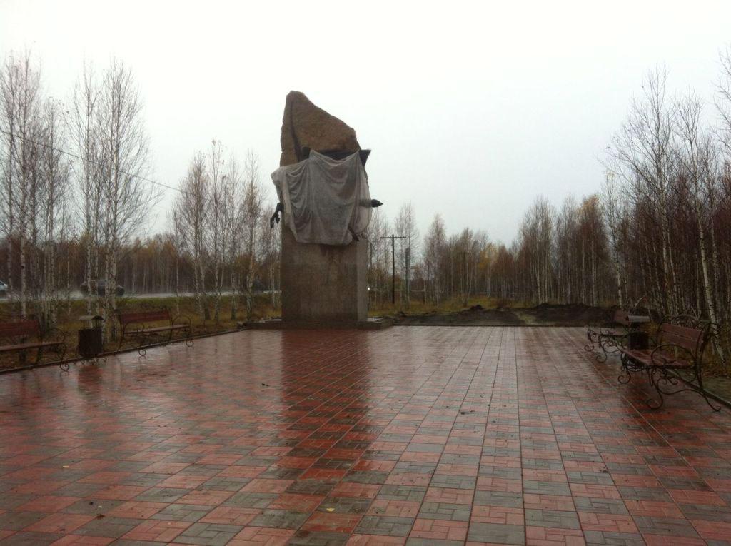 Через неделю, третьего ноября, на въезде в село Аргаяш Челябинской области состоится долгожданное