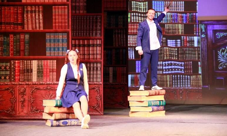 В Златоустовском драматическом театре «Омнибус» первыми зрителями его нового 102-ого