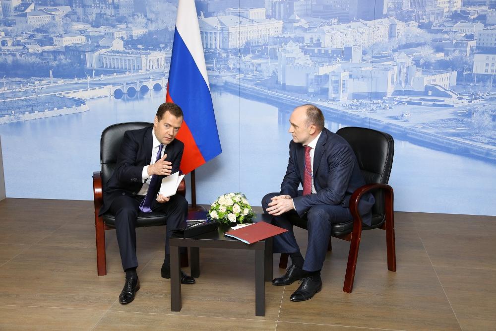 Губернатор Челябинской области Борис Дубровский отметил, что региональные власти целенаправленно