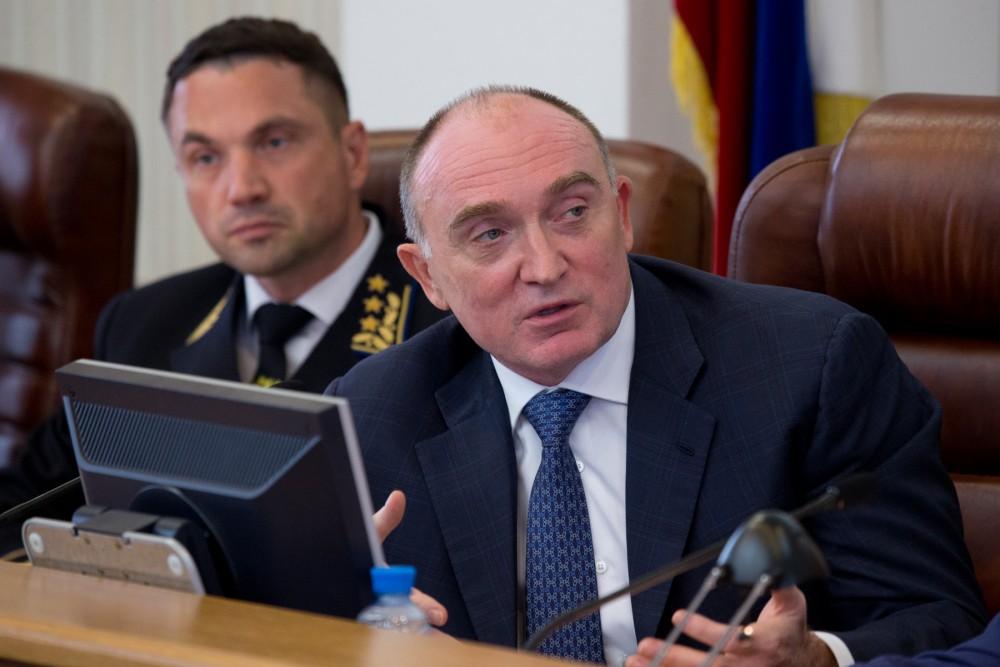 Сегодня, 6 сентября, Борис Дубровский принял участие в заседании коллегии Контрольно-счетной пала