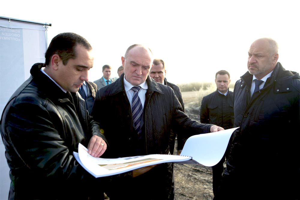 Об этом сообщил губернатор Борис Дубровский в ходе посещения индустриального парка и общения с ин
