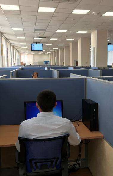 В 2020-м году во всех субъектах РФ проведение ЕГЭ обеспечивают системы видеонаблюдения
